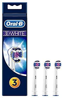 Pack de 3 brossettes Oral-B 3D White