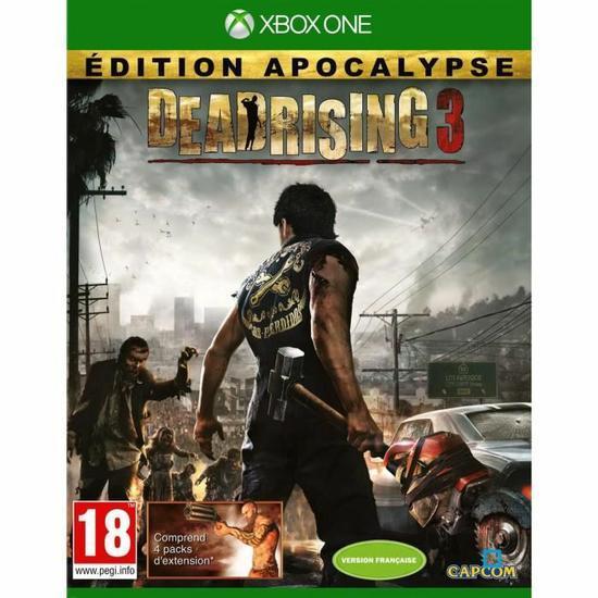 Dead Rising 3 - Edition Apocalypse sur Xbox One