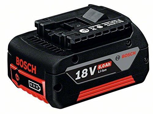Bosch batterie GBA 1600A004ZN - 18 V, Li-Ion 6 Ah (Vendeur tiers)