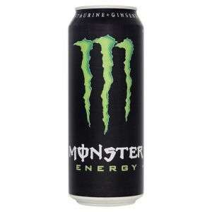 3 Canettes Monster Energy - 50cl (Chateaudun 28)