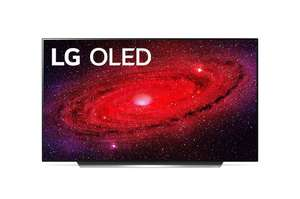 """TV 55"""" LG OLED55CX (2020) - 4K UHD - OLED - HDR10 Pro - Dolby Atmos/Vision (Frontaliers Suisse)"""