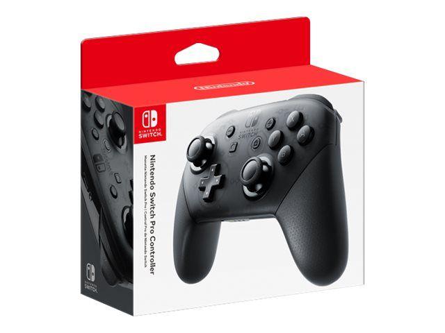 "Manette Nintendo Switch ""Pro controller"" (+3€ en SuperPoints)"