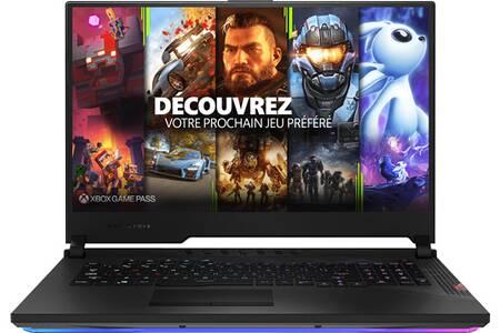 """PC Portable 17.3"""" Asus Rog Strix Scar 17 G732LXS-HG014T - i7-10875H, 32Go RAM, 1To SSD, RTX 2080 Super (+280€ offerts pour les adhérents)"""