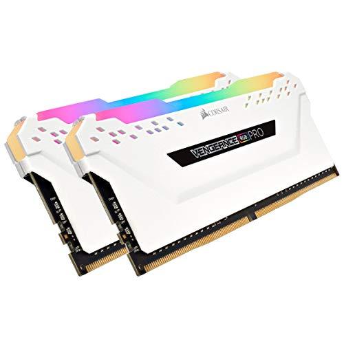 Kit Mémoire Corsair Vengeance DDR4 RGB Pro 32 Go (2 x 16 Go) - 3200 MHz, CL16
