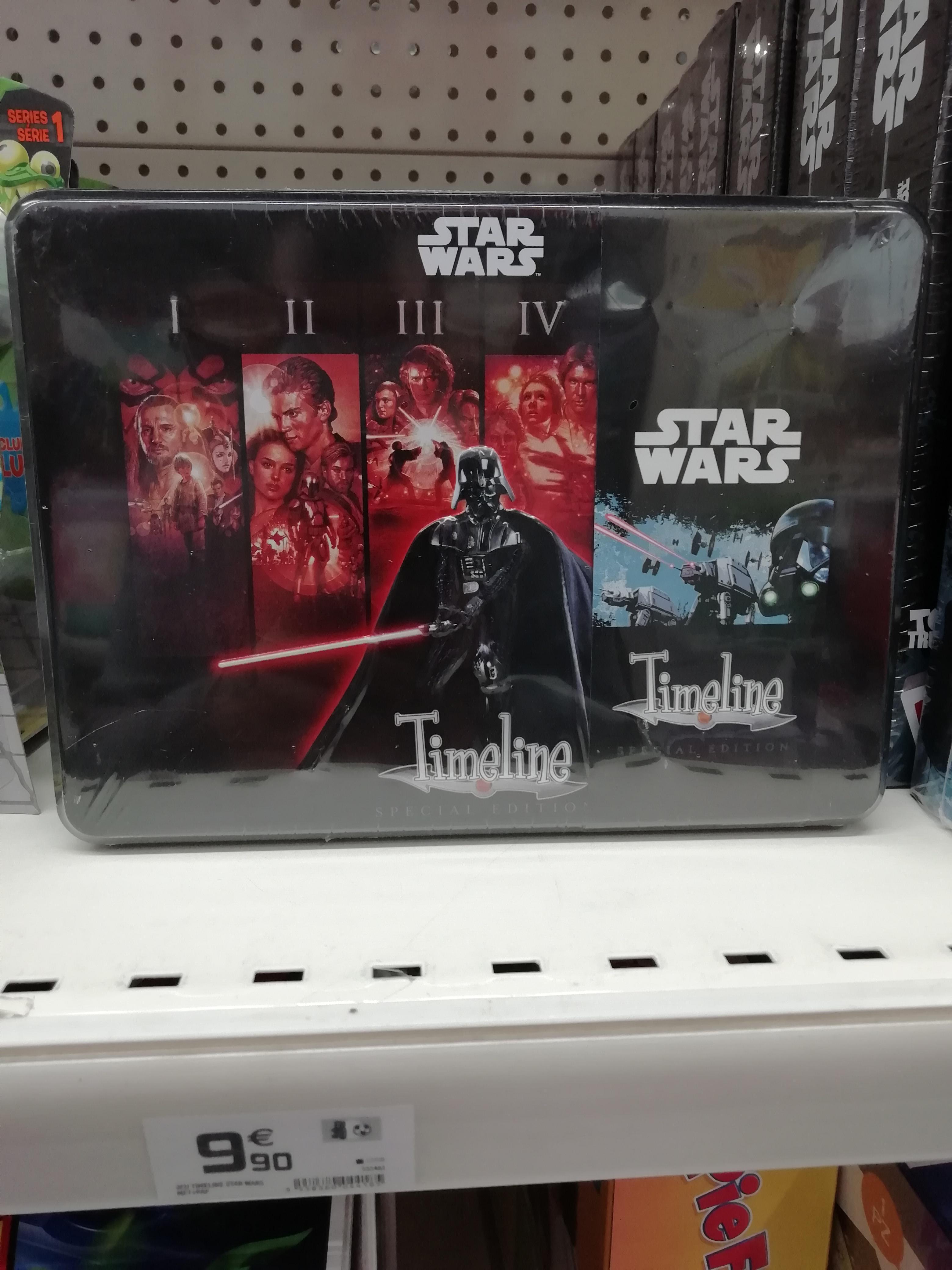 Coffret 1-6 Timeline Star Wars - Gisors (27)