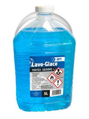 Bidon de lave-glace hiver - 5 L