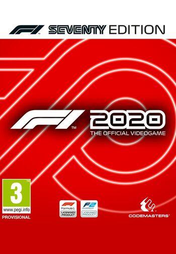 F1 2020 - Seventy Edition sur PC (Dématérialisé, Steam - Frais inclus)