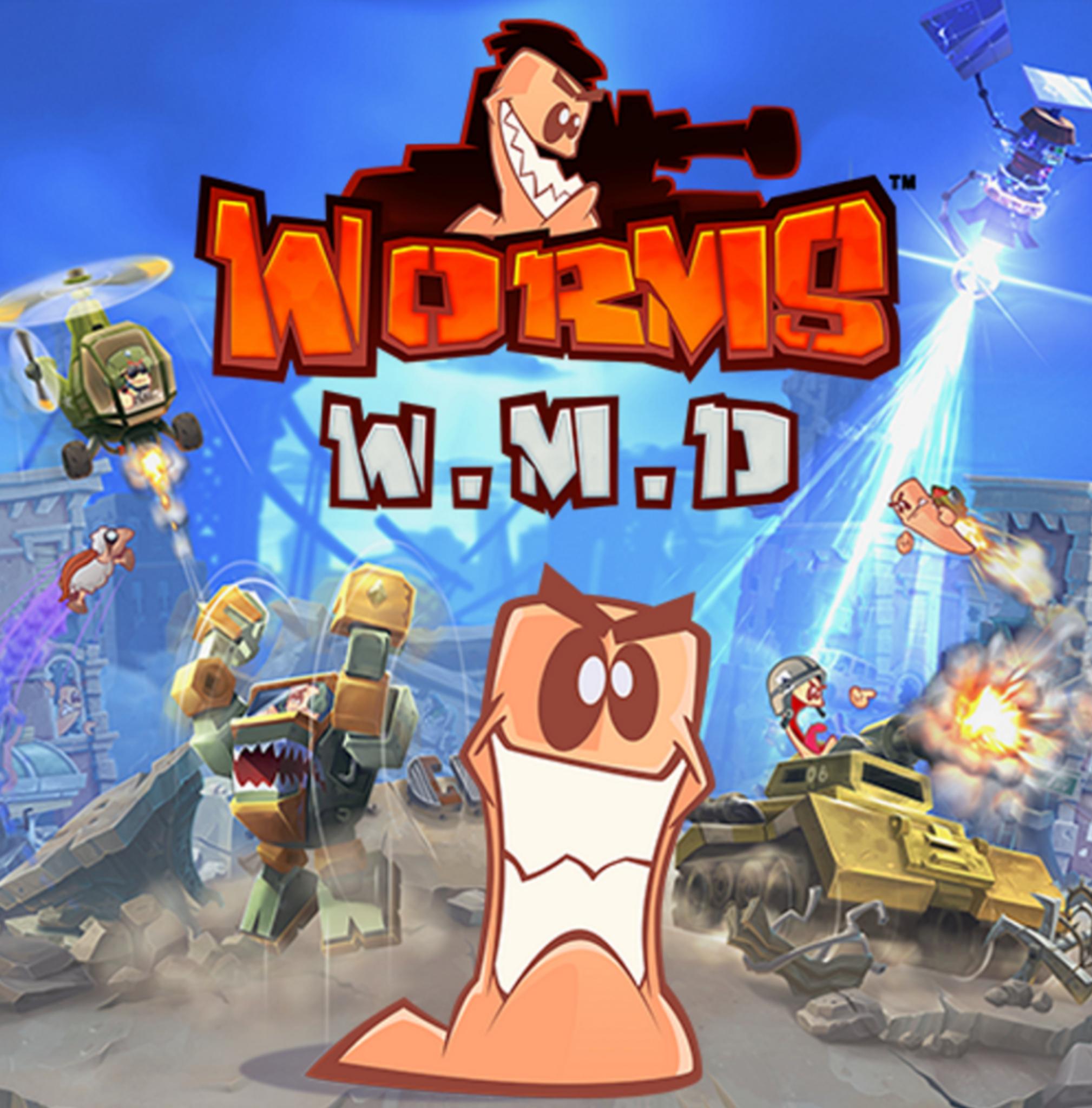 Worms W.M.D sur Nintendo Switch (Dématérialisé - Mexique)
