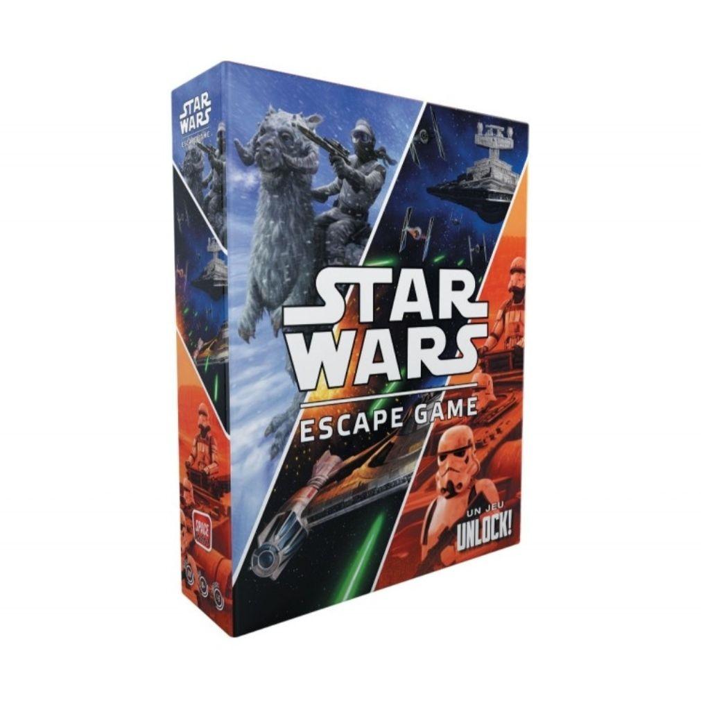 Escape Game Unlock Star Wars (faceaujeu.com)