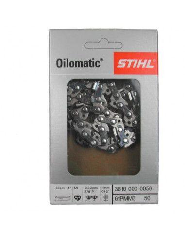 Chaîne pour tronçonneuse Stihl Picco Micro 3 3610-000-0050 - 35 cm