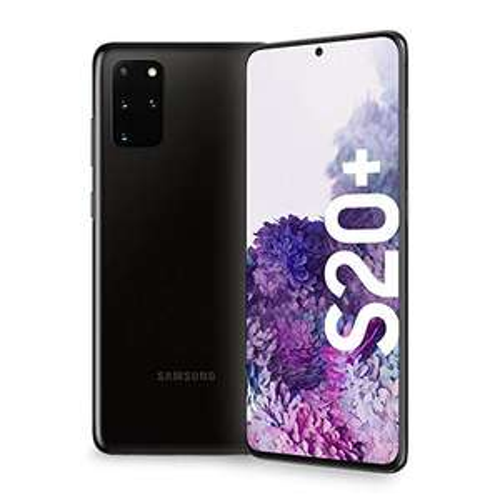 "Smartphone 6.7"" Samsung Galaxy S20+ Plus - QHD+ 120 Hz, Exynos 990, RAM 8 Go, 128 Go, Noir (vendeur tiers)"