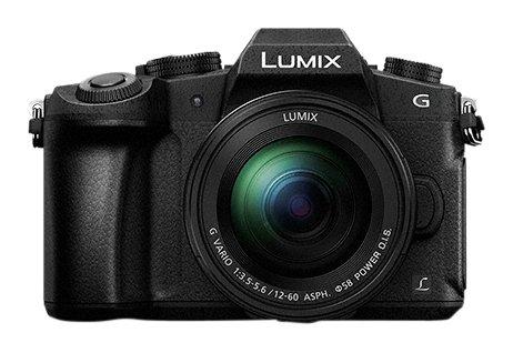 Appareil photo numérique hybride Panasonic Lumix DMC-G80 - 16 Mpix, Live MOS, objectif 12-60 mm
