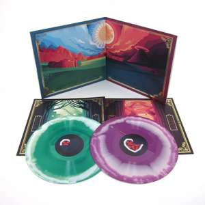 [Précommande] Vinyle Hero of Time (Music from The Legend of Zelda: Ocarina of Time) 2x Colour LP