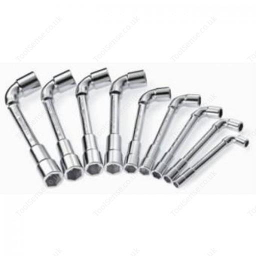 Jeu de 9 clés à pipe Facom 75.J9PB (toolsense.co.uk)