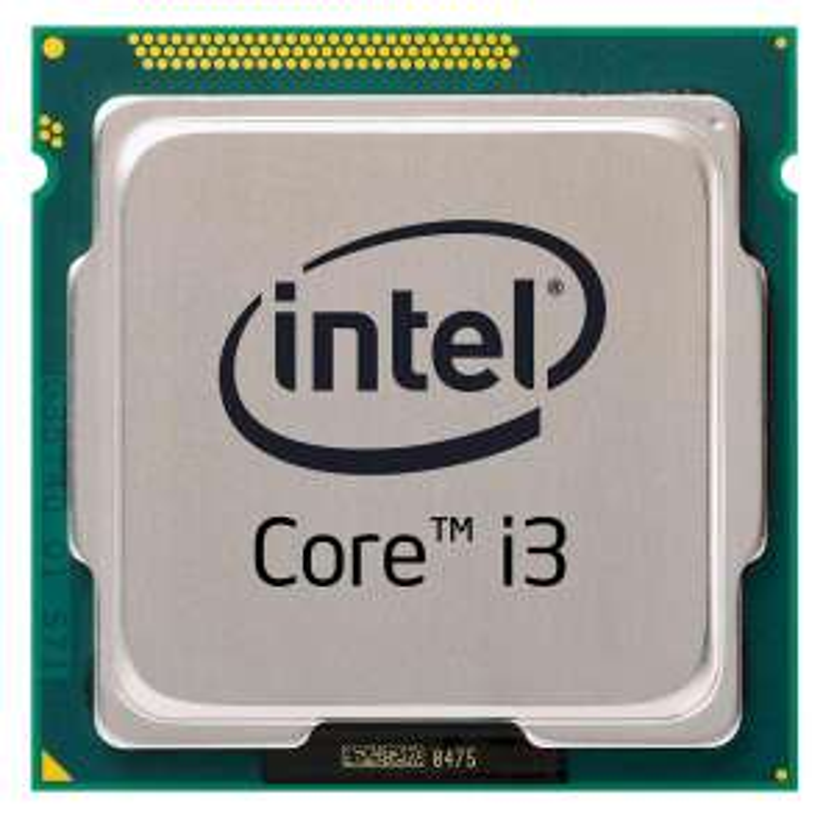 Processeur Intel Core i3 3220 - 3.3 GHz, 2 cœurs, 3 Mo cache, LGA1155 Socket (OEM)