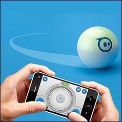 Balle robot Sphero avec code promo