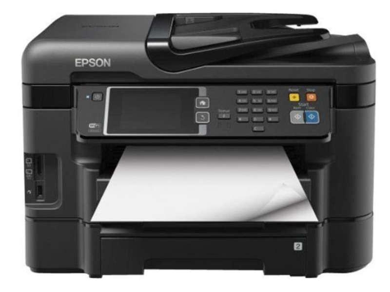 Imprimante multifonction jet d'encre Epson Workforce WF-3640DTWF