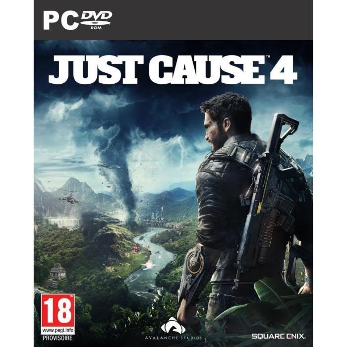 Just Cause 4 sur PC