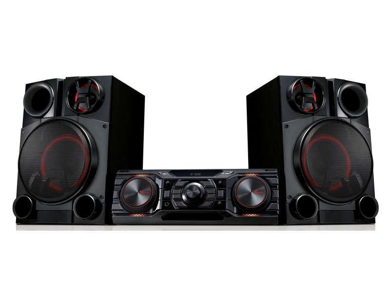 Chaîne audio LG CM8350 2000W RMS