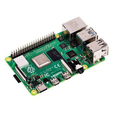 Carte de Développement Raspberry Pi 4 modèle B - RAM 4Go