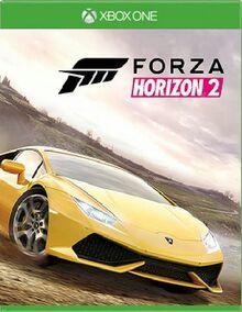 Forza Horizon 2 sur Xbox One