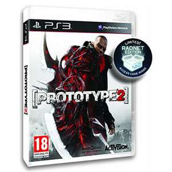 Prototype 2 (Radnet Edition) sur PS3