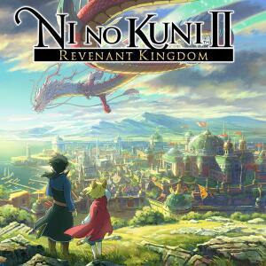 Sélection de jeux et DLC Ni No Kuni sur PC - Ex: Ni no Kuni II Revenant Kingdom (Dématérialisé)