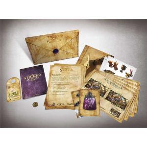 Wonderbook Book of Spells PS3 - Pack de goodies