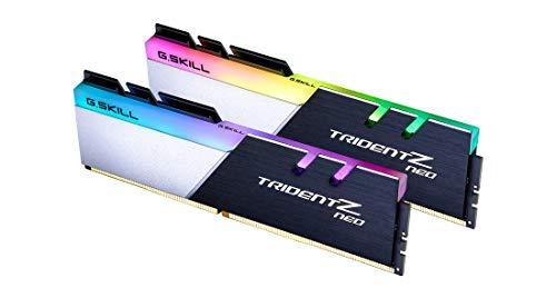 Kit Mémoire DDR4 G.Skill Trident Z Neo F4-3600C16D-32GTZNC - 32 Go (2 x 16 Go), 3600 MHz, CL16