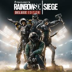 Tom Clancy's Rainbow Six Siege - Deluxe Edition sur PS4 (Dématérialisé)