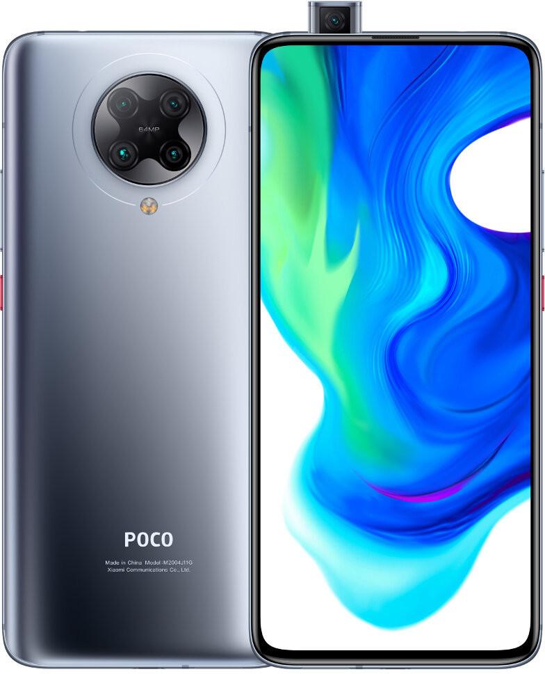 """Smartphone 6.67"""" Xiaomi Poco F2 Pro - full HD+ AMOLED, SnapDragon 865, 8 Go de RAM, 256 Go, 5G, différents coloris"""