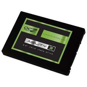 Disque dur SSD OCZ Agility 3 Series 120 Go avec code de réduction !