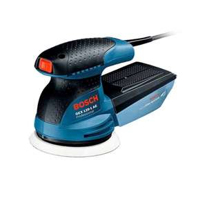 Ponceuse excentrique Bosch Professional GEX 125-1 AE (0601387501) - 250W