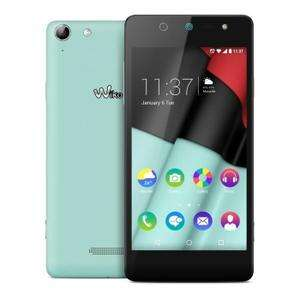 "Smartphone 4.8"" Wiko Selfy 4G Mint (ARM Cortex-A53 1GHz, RAM 1 Go, ROM 8 Go)"
