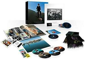 Coffret Collector Pink Floyd - Wish You Were Here (Immersion Edition - 5 CD)