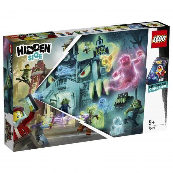 Jouet Lego Hidden Side - L'école hantée de Newbury (70425) - via retrait en magasin