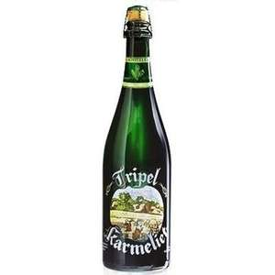 Lot de 3 bouteilles de bière Tripel Karmeliet ou Kwak - 3x75 cl