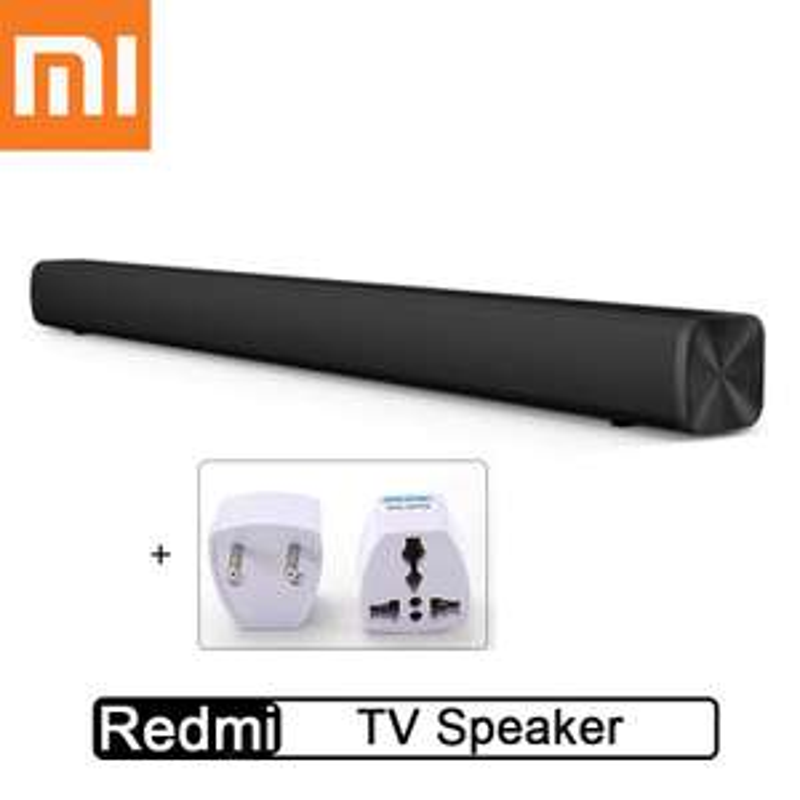 Barre de son Xiaomi Redmi TV - 30 W, Bluetooth 5.0, Noir