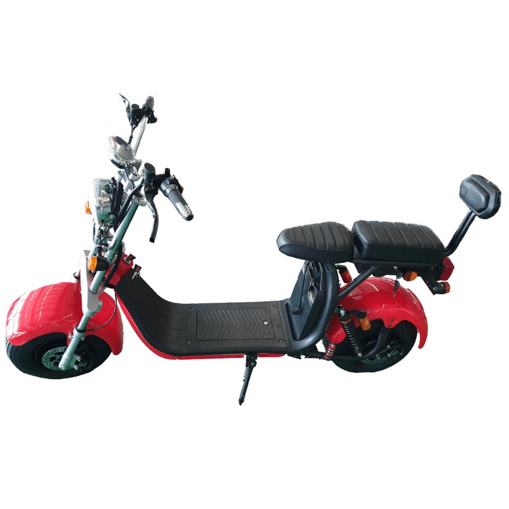 Scooter électrique Citycoco Counter V2 - 1500 W, 12 Ah (citycoco.fr)