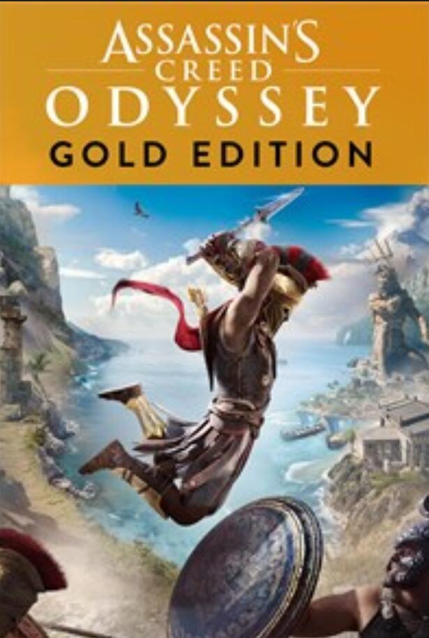 Assassin's Creed Odyssey Gold Edition sur Xbox One (Dématérialisé - Store Brésilien)