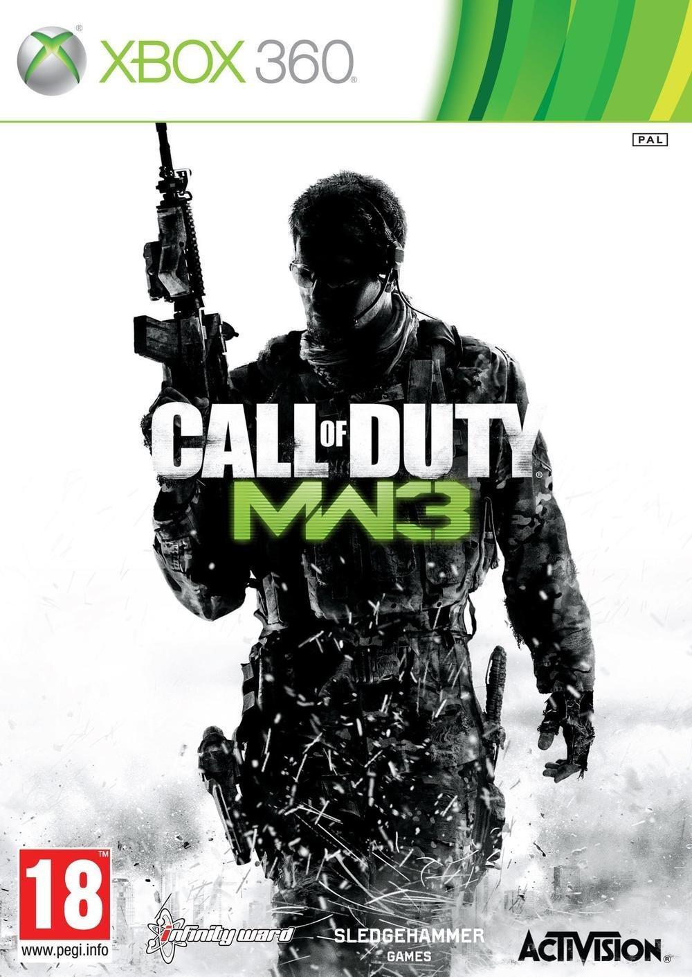 Call of Duty - Modern Warfare 3 sur Xbox 360