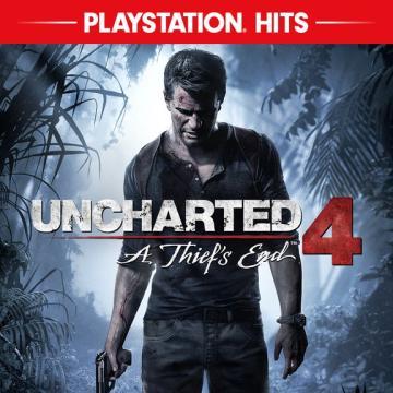 Uncharted 4: A Thief's End sur PS4 (Dématérialisé)