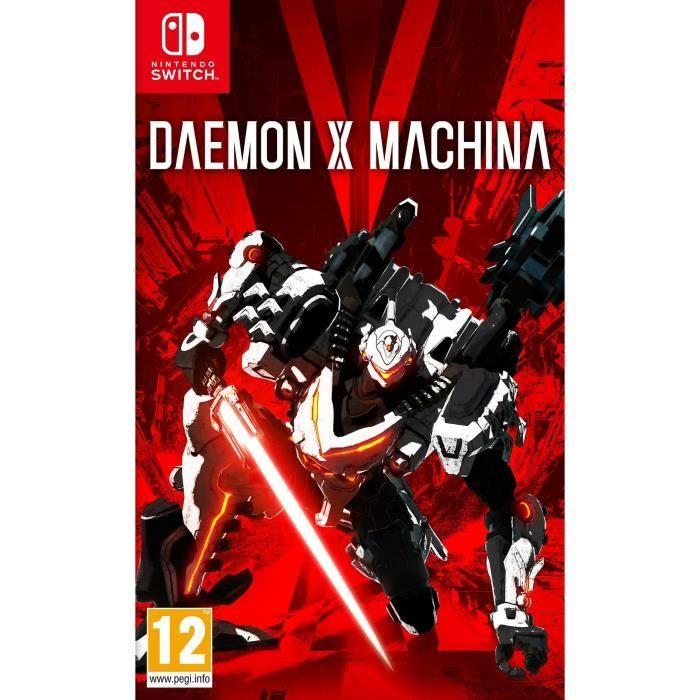 Daemon X Machina sur Nintendo Switch