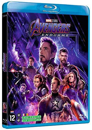 Blu-ray Avengers: Endgame (+ Blu-ray avec bonus)