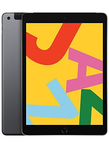 "Tablette 10.2"" Apple iPad Wi-FI + Cellular - 128Go, Gris Sidéral"