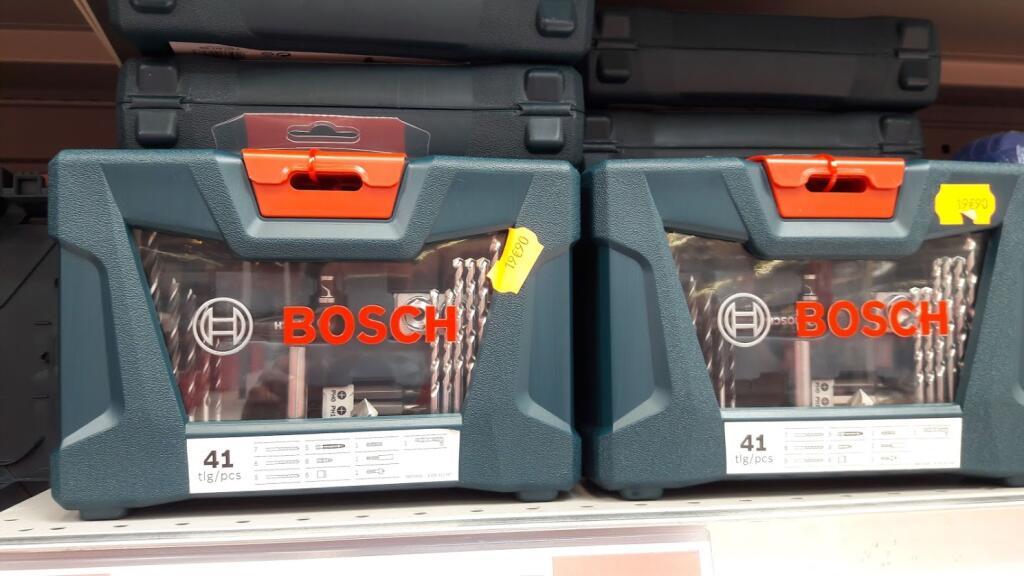 Coffret d'embouts de perçage Bosch Pro V-Line (41 pièces) - Mérignac (33)