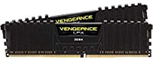 Kit Mémoire DDR4 Corsair Vengeance LPX 32Go (2 x 16Go) - 3600Mhz, CL18