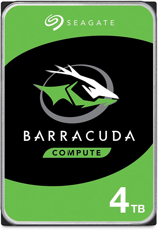 "Disque dur interne 3.5"" Seagate Barracuda (ST4000DM004) - 4 To"