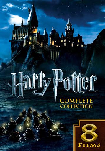L'intégrale de la saga Harry Potter HD (Dématérialisé)