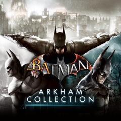 Batman: Arkham Collection sur PC (Dématérialisé - Steam)